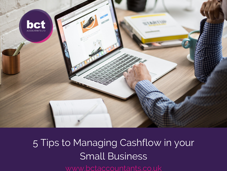 5 Steps to Managing Cashflow in your Small Business