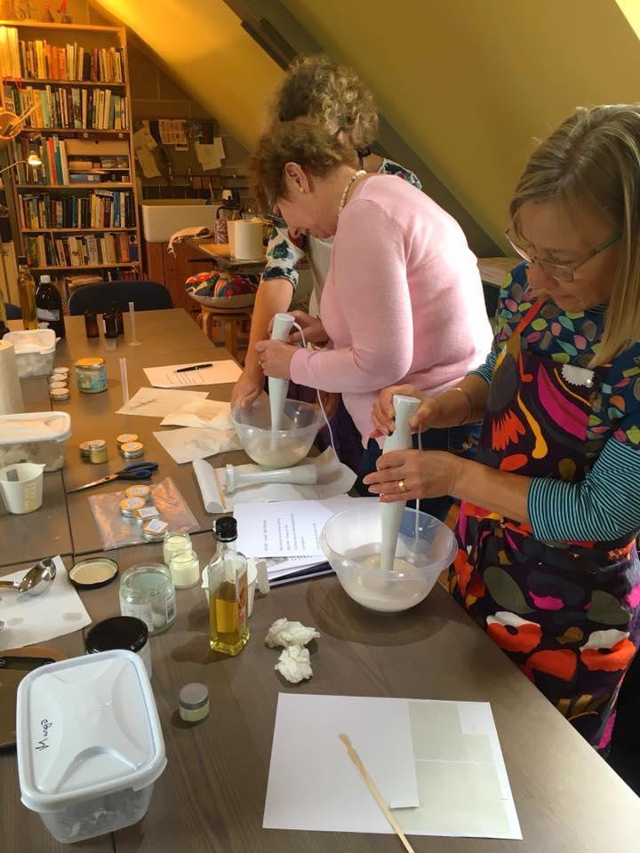 Cream Making Workshop