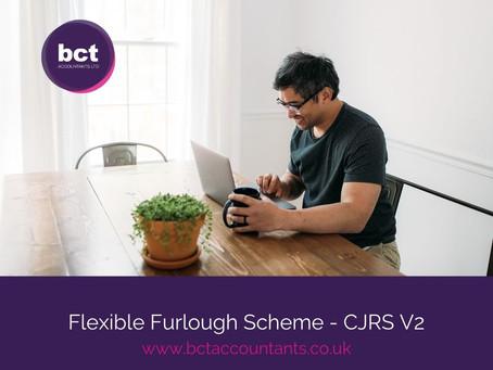 Flexible Furlough Scheme - CJRS V2