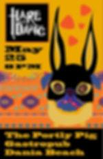HOTD Mayo Pug Gig Flyer