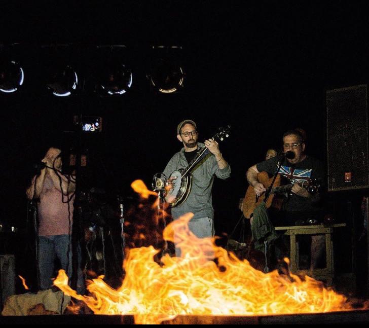 Miami Shores Fireside Concert, 2018