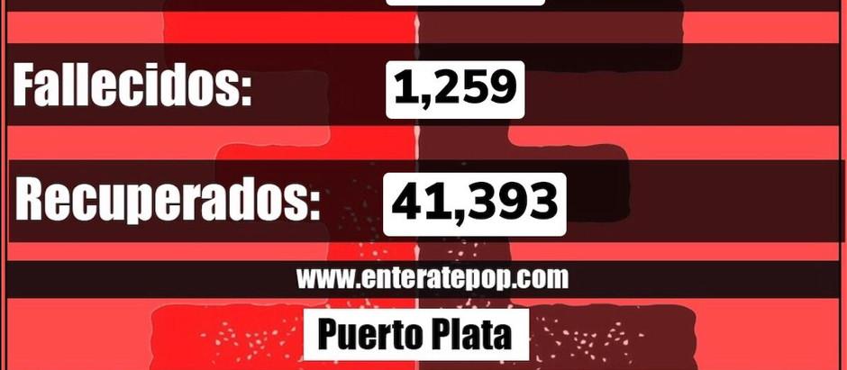 05 NUEVOS FALLECIDOS   EN PUERTO PLATA PARA UN TOTAL DE 65