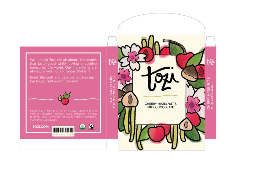 Cherry and Hazelnut
