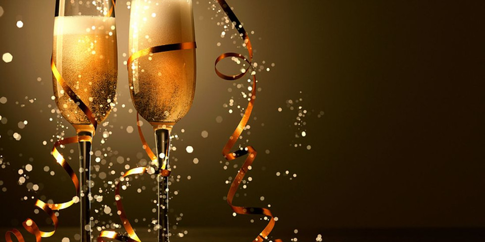 New Year's Eve - Party & Buffet