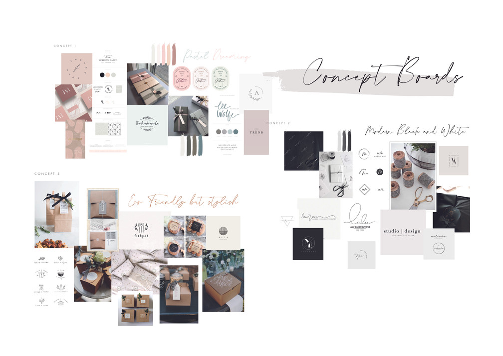 Cheshire Sweet Bout -Business Moodboards