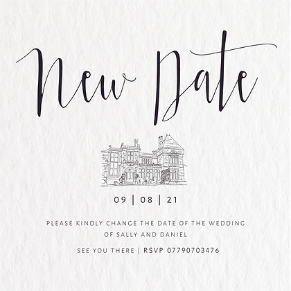 New Date Cards