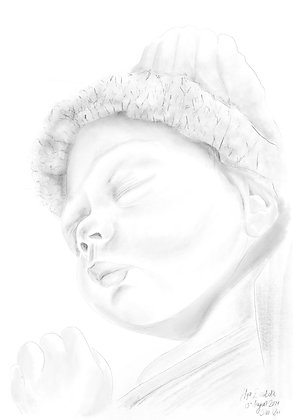 Baby Illustration