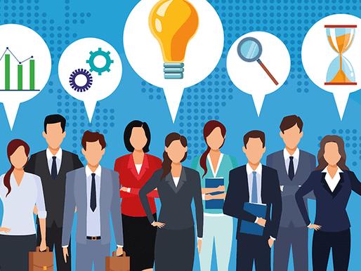 A colaboração, uma competência para fortalecer as organizações.