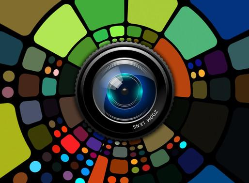 Qual é a cor da sua lente?