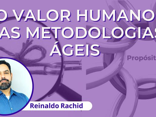 O valor humano nas metodologias ágeis