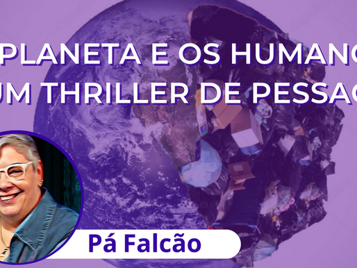 O Planeta e os Humanos - Um Thriller de Pessach