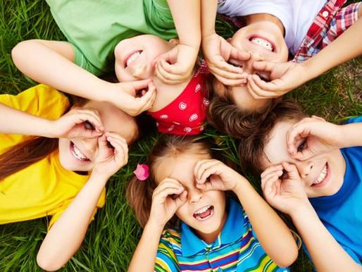 Crianças com superpoderes mudam o mundo brincando!