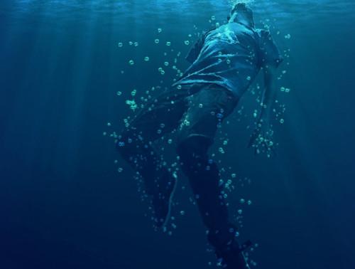 É preciso aprender a ficar submerso