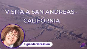 Visita a San Andreas - Califórnia