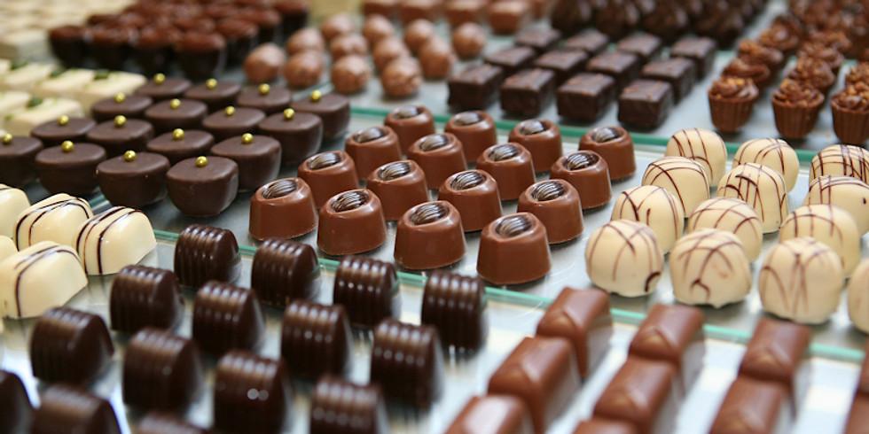 Chocolate Wine & Spirits Expo