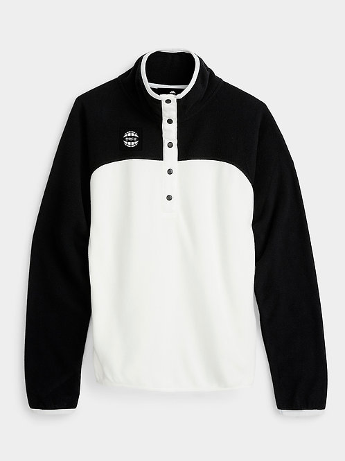 Globe Patch Pullover