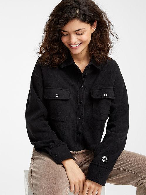 Globe Fleece Jacket