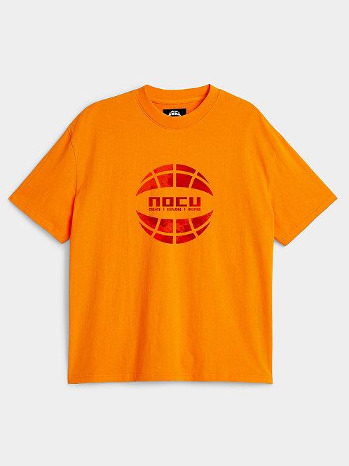 Watercolor T (Orange)