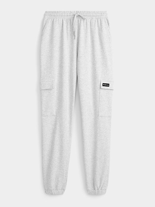 Classic Cargo Joggers (Grey)