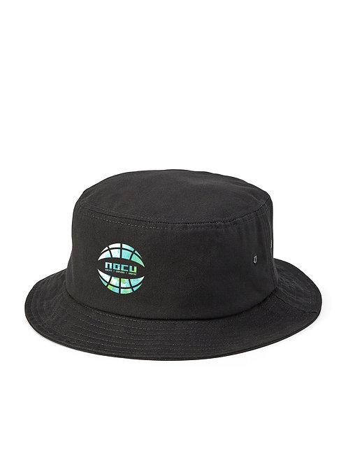 Watercolor Bucket Hat (Black)