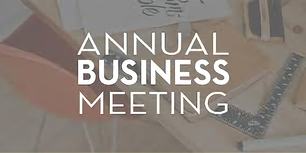 MN Annual Business Meeting, Awards and Workshops