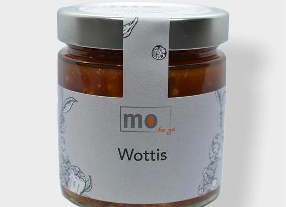 Wottis - Fleischbällchen in Paradeissauce