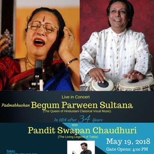 Ashavari 2018 Music Festival
