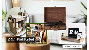 Opus makes Metro.Style's 25 Nifty Finds For Dads List