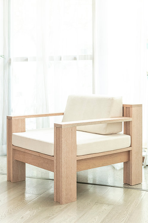 Plank Lounge Chair