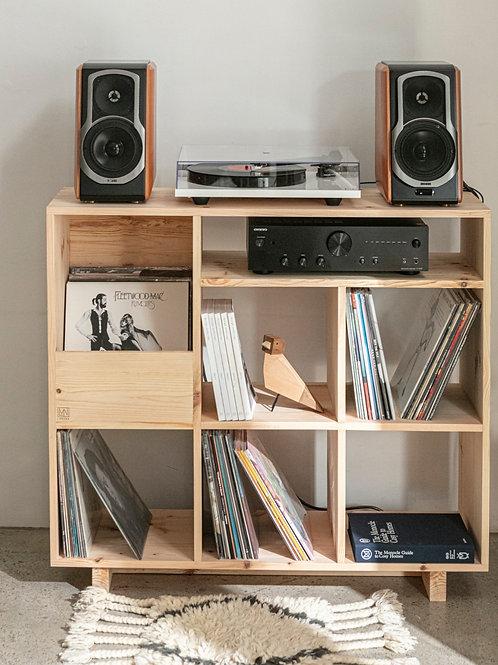 Spin Shelf