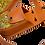 Thumbnail: POCHETTE DE BATTUE POUR CHASSE 55 CARTOUCHES EN CUIR ET LIN