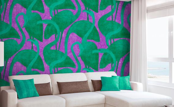 flamantrose-vert-violet-mise en situatio