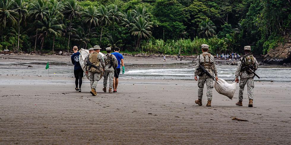 Pacífico Respira: Ecoturismo y Limpieza de Playas
