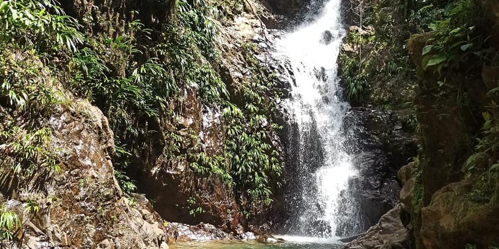 Cascada La Eresma