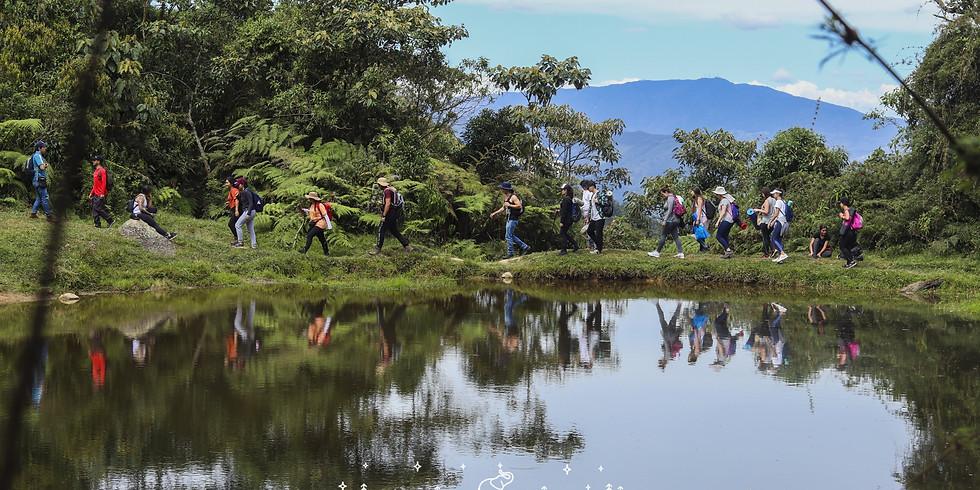 Trekking Laguna Encantada