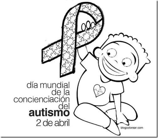 Dibujos Para El Día Del Autismo