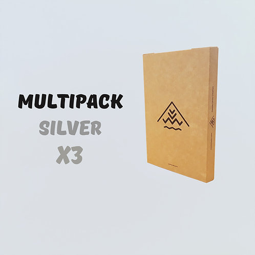 multipack silver