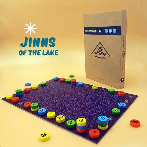 Jinns of the Lake