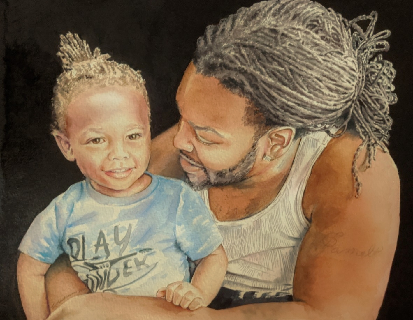 Jamell and Christopher