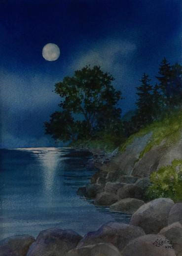 Lunar Serenity