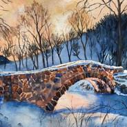 Ledges Stone Bridge