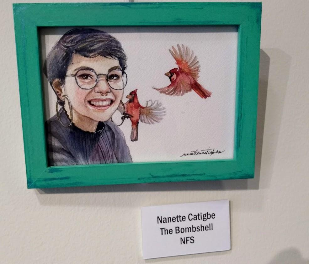 The Bombshell Nanette Catigbe