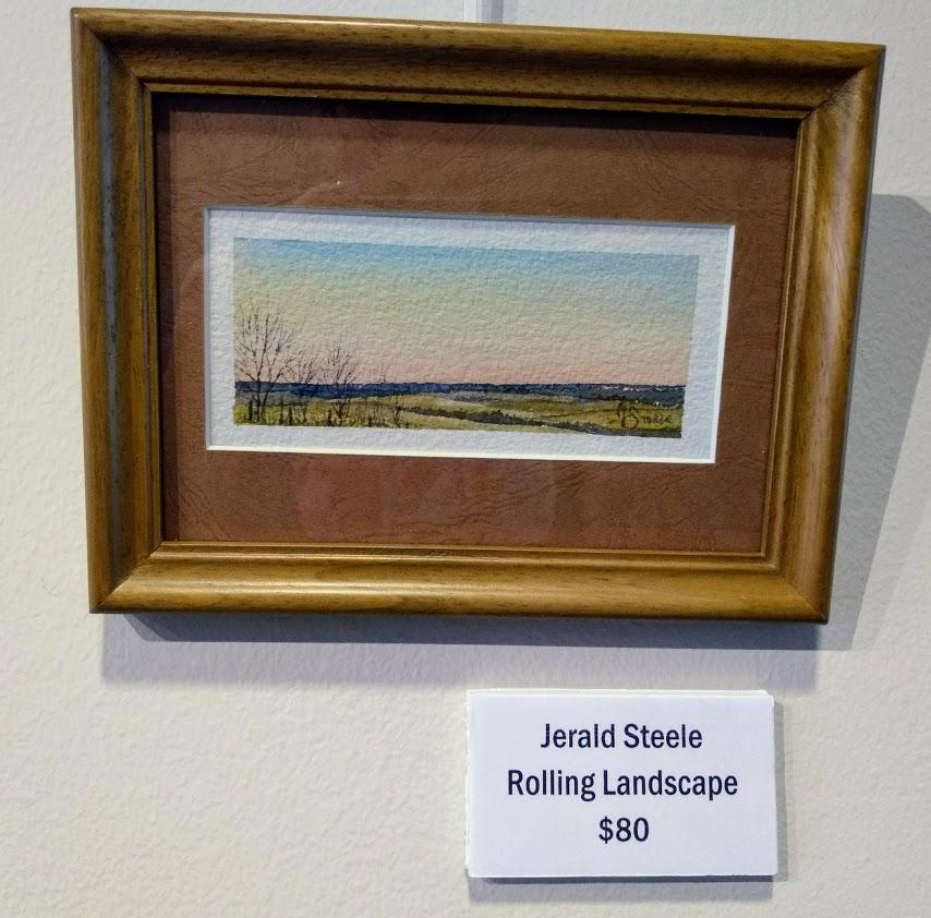 Rolling Landscape Jerald Steele