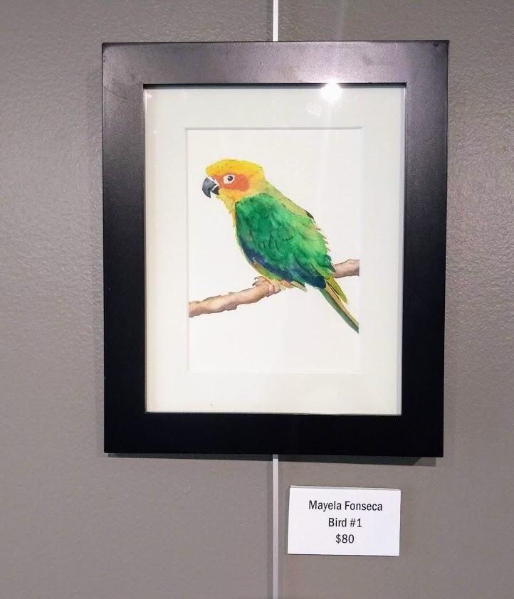 Mayela Fonseca Bird 1