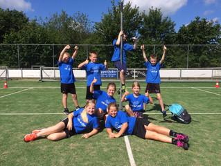 Korfballers winnaar van Drenthe