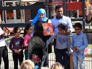 100e kind op kindcentrum gevierd