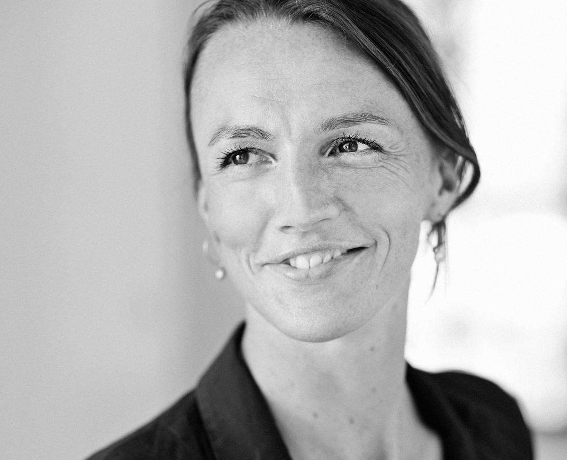 Foredragsholder Gry Hebeltoft Ravn