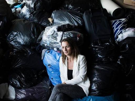 Status efter hjemrejsen fra Lesbos