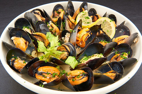 French-Style Mussels