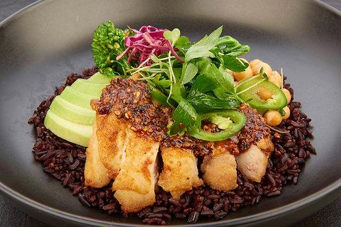 Spicy Chicken Rice-Berry
